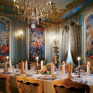 Шинуазри, ресторан Турандот